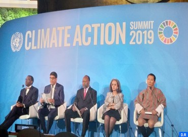 UN Climate Action Summit: Morocco Announces Creation of Coalition for Sustainable Energy Access