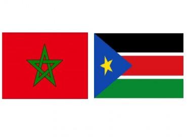 Visite officielle de SM le Roi en République du Soudan du Sud