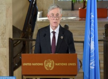 Sahara: UNSG Personal Envoy Horst Kohler Resigns Due to Health Conditions