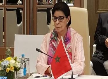 Mme El Khiel met en avant à Dubaï les efforts du Maroc pour la promotion du développement et de la gestion urbains