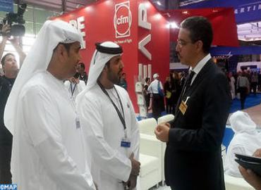 المعرض الدولي للطيران 2013 مناسبة للتعريف بفرص الاستثمار التي يتيحها المغرب في مجال الطيران