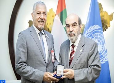 الخبير الزراعي المغربي عبد الوهاب زايد يفوز بالميدالية الذهبية لمنظمة (الفاو)