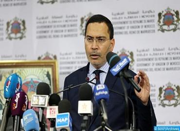 الوزير الناطق باسم الحكومة: المجهود الذي بذلته الحكومة في مجال التشغيل نوعي وغير مسبوق