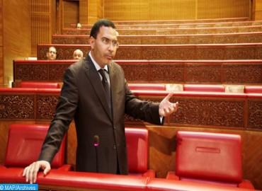 السيد الخلفي : مجلس المستشارين أحال على الحكومة 11 مقترح قانون خلال الولاية التشريعية الحالية