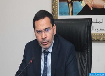 M. El Khalfi annonce à Marrakech le lancement d'une plateforme électronique du ministère dans le domaine de la démocratie participative