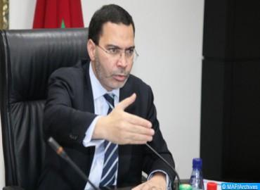 El Khalfi: Quelque 54 projets de loi sur 130 en cours d'examen dans les deux chambres du Parlement