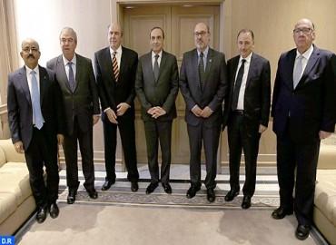 وفد برلماني من الأوروغواي   في زيارة عمل إلى المغرب