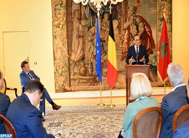Speakers of Belgian Regional Parliaments Laud Exceptional Character of Relations with Morocco