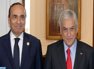 Morocco's Territorial Integrity is Constant Principle in Chile
