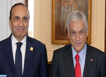 الرئيس الشيلي المنتخب يؤكد أن الوحدة الترابية للمغرب مبدأ ثابت في بلاده