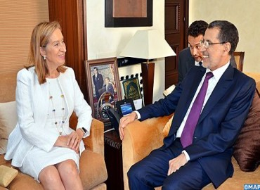 Head of Government & President of Spanish Congress of Deputies Praise Friendly, Good-neighborly Relations between the two Kingdoms