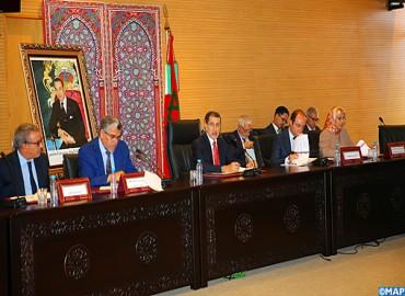 رئيس الحكومة يترأس الاجتماع الأول للجنة الوزارية لقيادة إصلاح وحكامة منظومة الحماية الاجتماعية