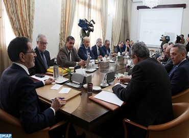 El Othmani subraya la necesidad de dar un nuevo impulso a los CRI para acompañar la regionalización avanzada