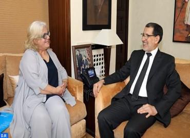 El Otmani reitera la determinación de Marruecos a cooperar con la UNESCO para avanzar en varios ámbitos de interés común