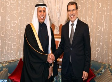 Morocco, Qatar Reaffirm their Determination to Develop Bilateral Relations at All Levels