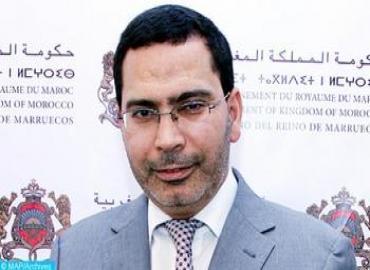 M. El Khalfi : le refoulement de la dénommée Khadijetou El Mokhtar  décision souveraine réaffirmant la non-reconnaissance par le Pérou de l'entité fantoche