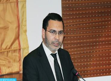 M. El Khalfi appelle au renforcement du rôle de la société civile dans la mise en œuvre des objectifs du développement durable