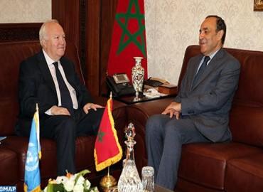 M. Moratinos:Le Royaume du Maroc offre un modèle en matière d'alliance des civilisations