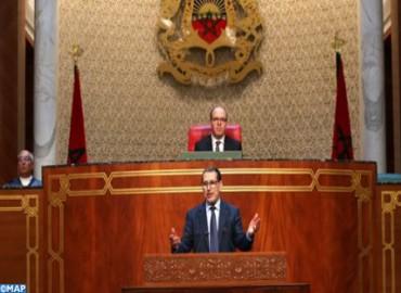 El gobierno proseguirá la aplicación de los proyectos de reforma destinados a modernizar la administración