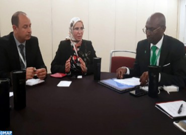 Morocco, GCF Discuss Means to Develop Bilateral Cooperation