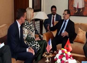 السيدة إيفانكا ترامب تشيد بالتقدم الكبير الذي أحرزه المغرب في مجال المساواة بين الجنسين