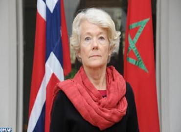 La embajadora de Noruega en Rabat llama a