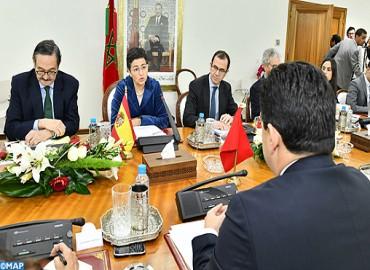 التحالف الدولي حول الأزمة الليبية يستلزم مساهمة فاعلين مثل المغرب
