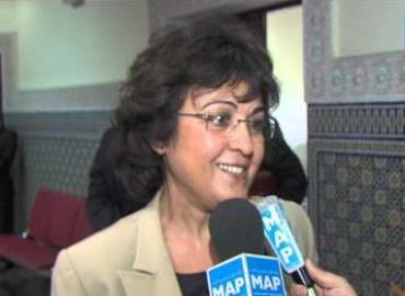 Mme Marouane plaide pour le renforcement de la synergie entre l'Etat et la société civile