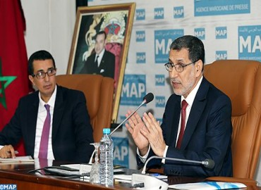 Forum de la MAP : Le chef de gouvernement Déploie les défis politiques et enjeux économiques