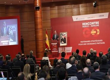 Morocco-Spain Economic Forum Opens in Rabat