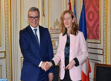 المغرب وفرنسا عازمان على تكثيف تعاونهما في الميدان القضائي