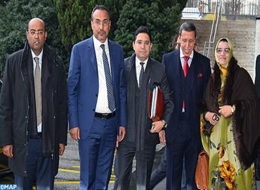 Geneva Round-Table Meeting: The Real Representatives of Sahrawis
