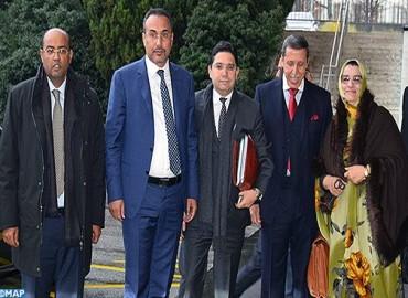 جنيف: انعقاد أشغال المائدة المستديرة حول النزاع الإقليمي حول الصحراء المغربية