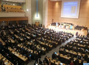 Abierta en Ginebra la 72ª Asamblea Mundial de la Salud con la participación de Marruecos
