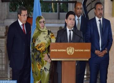 Una delegación marroquí viaja a Ginebra para participar en una segunda