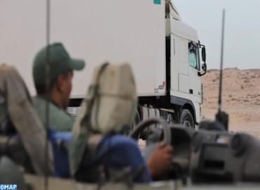 """El Guergarat: El Consejo árabe-australiano saluda """"la iniciativa pacífica y responsable"""" de Marrueco"""