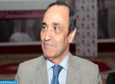 M. El Malki représente SM le Roi à la cérémonie d'investiture du nouveau Président malgache