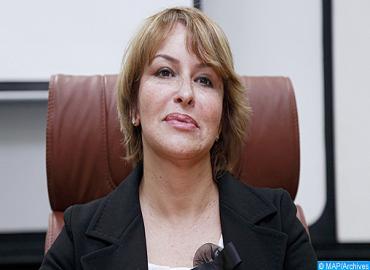 La ministre chargée de l'environnement tient une réunion avec les présidents de communes relevant de la province de Ouarzazate