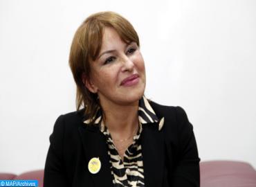 Mme El Haite : le Maroc engagé à garantir aux citoyens le droit à l'accès à un environnement sain