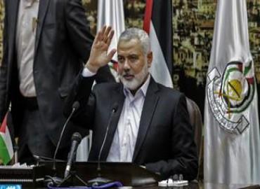 Ismaïl Haniyeh Lauds Morocco's Initiative to Send Emergency Humanitarian Aid to Palestinians
