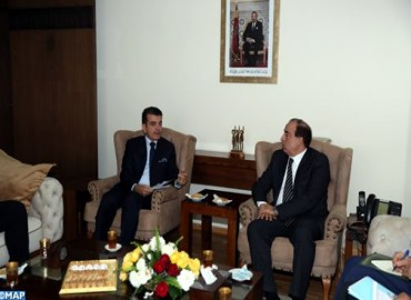 Morocco, ISESCO Discuss Means to Promote Cultural Heritage