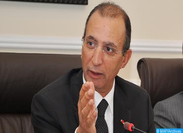 m mohamed hassad ministre de lintrieur