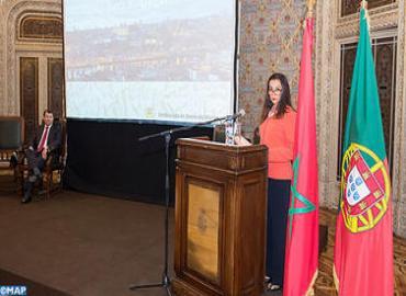 Installation du consul honoraire du maroc porto for Install consul