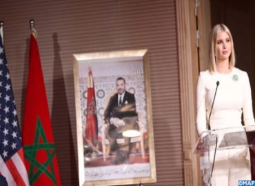 The Official Visit of The Advisor to U.S. President Ivanka Trump to Morocco