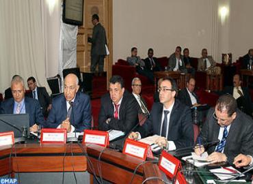 Le président de la Cour des comptes présente le rapport sur le système de compensation