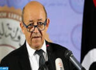 وزارة الشؤون الخارجية الفرنسية تذكر المبعوث الأممي في الصحراء أن المخطط المغربي للحكم الذاتي قاعدة جادة وذات مصداقية لتسوية هذا النزاع