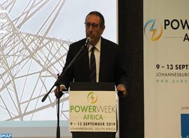 جوهانسبورغ : تسليط الضوء على استراتيجية المغرب في مجال الطاقة وأهميتها بالنسبة لإفريقيا