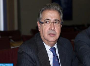 Zoido destaca la importancia de la cooperación entre España y Marruecos en la lucha contra el terrorismo