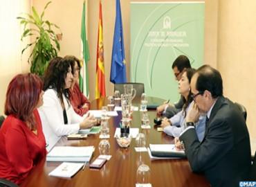 Las perspectivas de cooperación entre Andalucía y Marruecos son prometedoras