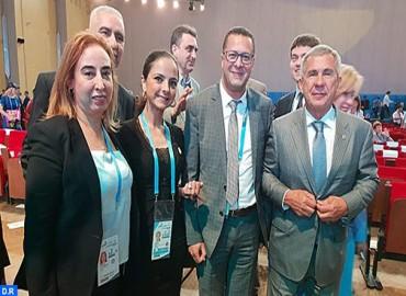 المغرب يشارك في أشغال القمة الوزارية ومؤتمر التعليم والتدريب التقني والمهني بقازان الروسية